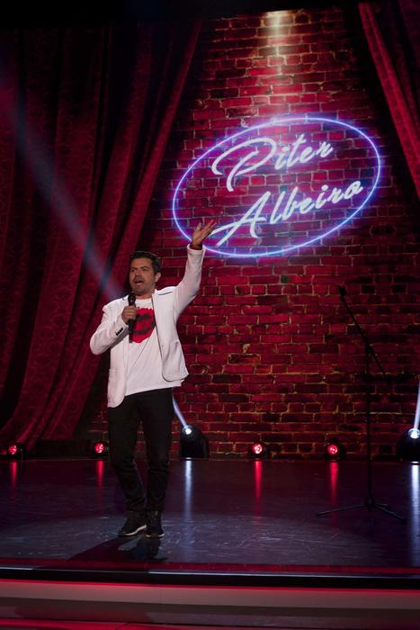Comediante Piter Albeiro