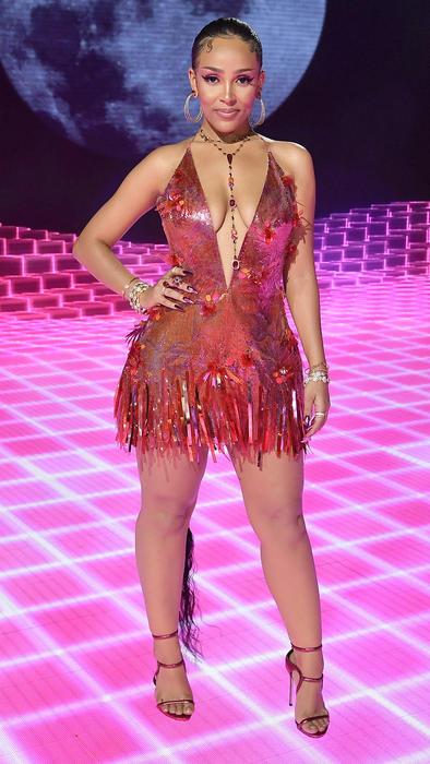 Doja Cat en los MTV VMAs 2020