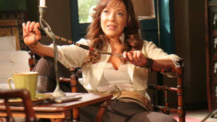 Edith González como Bárbara Guaimarán