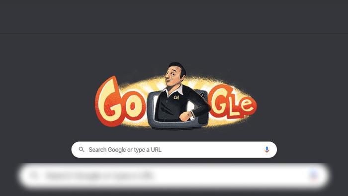"""Google honra a """"Chespirito"""""""