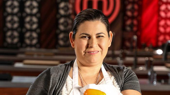Dora en MasterChef Latino