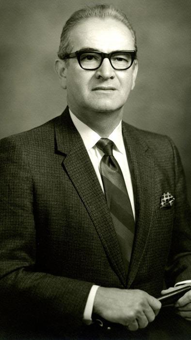 Retrato del Dr. Héctor P. García