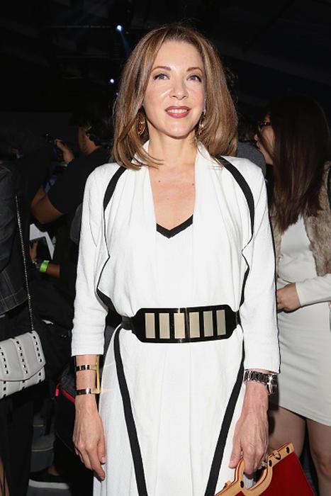 Edith Gonzalez Mercedez Benz Fashion Week 2015