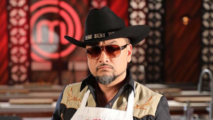 El Bronco en MasterChef Latino