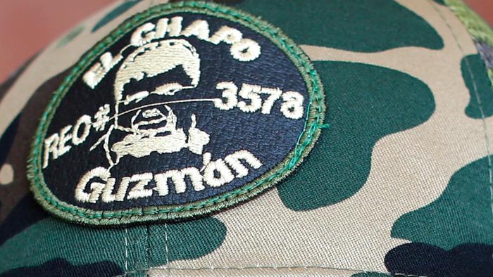 Gorra del CHapo
