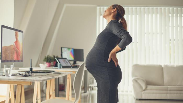 Malestares de embarazada