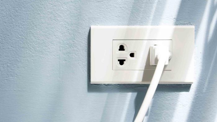 Toma de electricidad