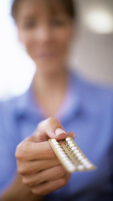 Efectos de las píldoras anticonceptivas