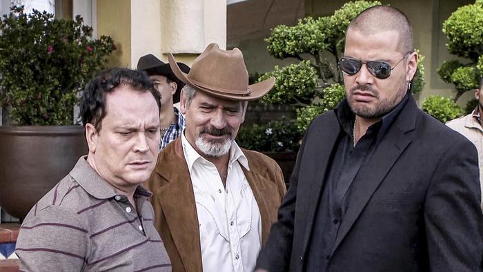 Christian Tappan, Tommy Vasquez, molestos, El Señor de los Cielos