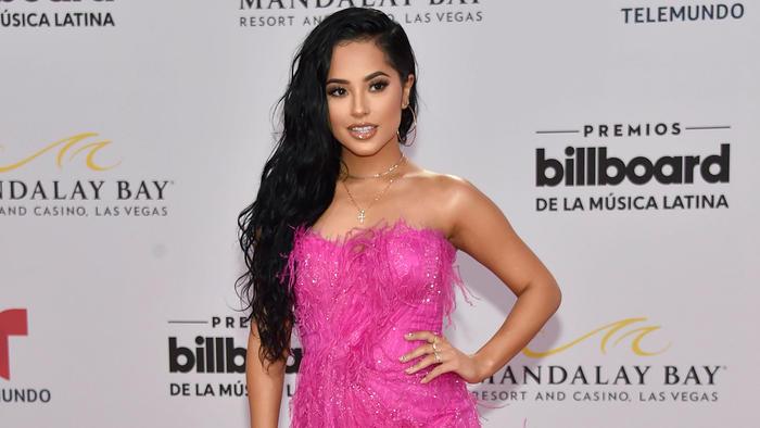 Becky G Premios Billboard 2019
