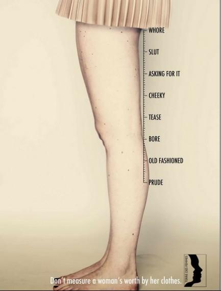 largo de falda delata tu personalidad