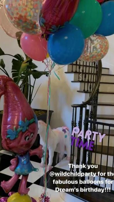 Birthday Dream Kardashian