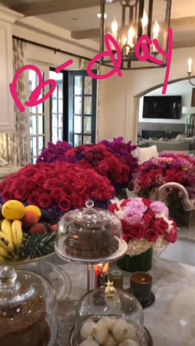 Flores de cumpleaños para Sofía Vergara