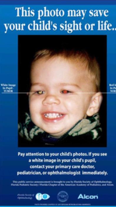 Una foto puede salvar la vida de tu hijo