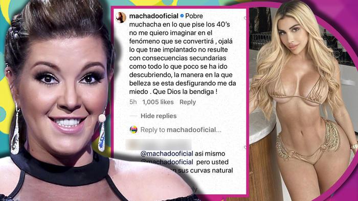 Alicia Machado vs Alexa Dellanos