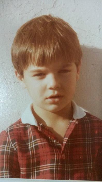Francisco Javier Juarez Martin, el niño que buscaba Yeny Zaera