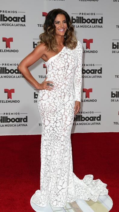Gaby Espino en alfombra roja de Premios Billboard 2016