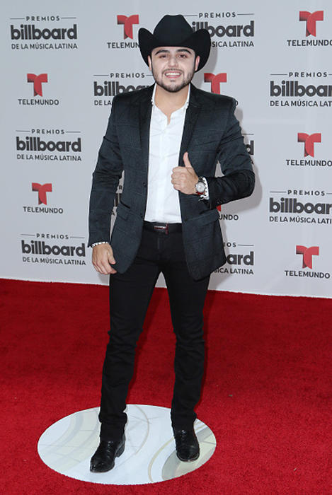 Gerardo Ortíz Premios Billboards 2016