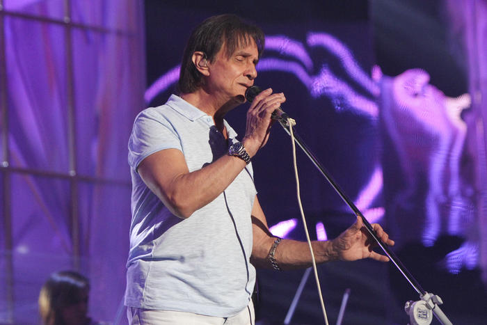 Roberto Carlos Premios Billboard de la Música Latina 2015