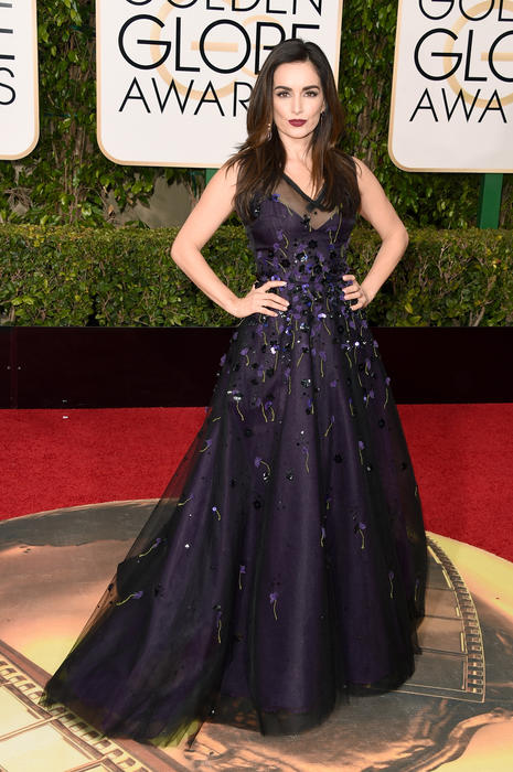 73rd Annual Golden Globe Awards - Ana de la Reguera