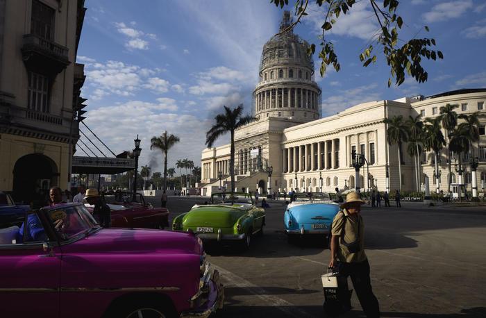 Government Prepares For Visit By U.S. President Barack Obama