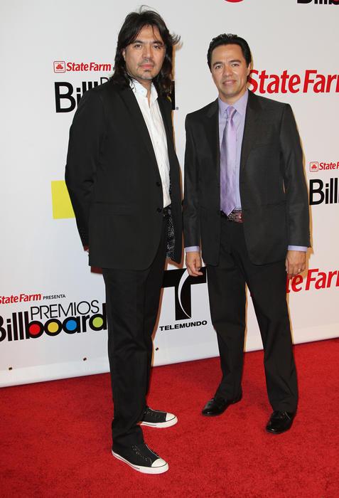 Los Temerarios en los Premios Billboard 2010