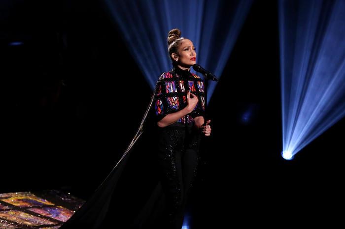 Jennifer Lopez - The Tonight Show Starring Jimmy Fallon