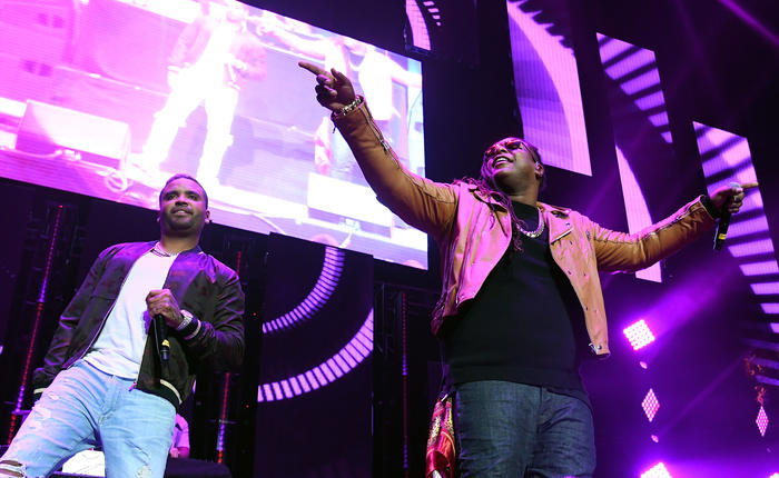 Zion & Lennox - Calibash Las Vegas At T-Mobile Arena