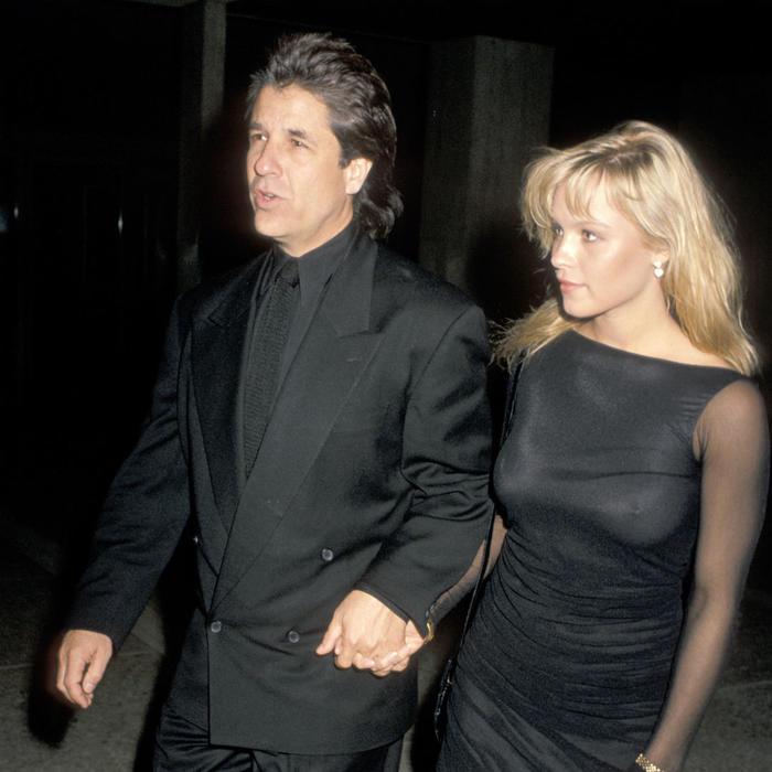 Pamela Anderson y Jon Peters