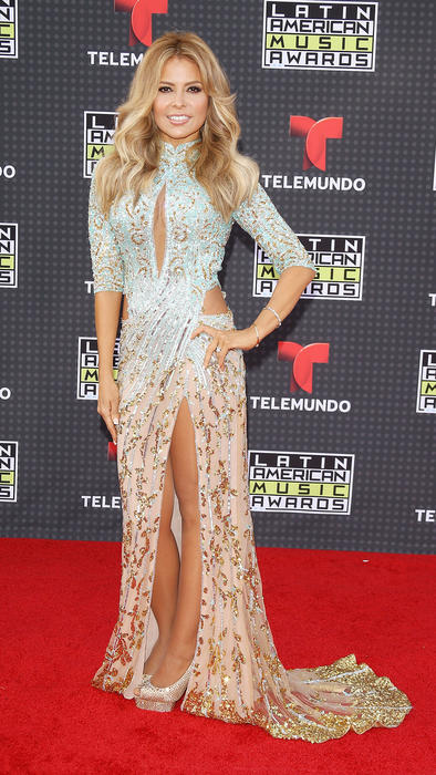 Gloria Trevi Latin AMAs 2015