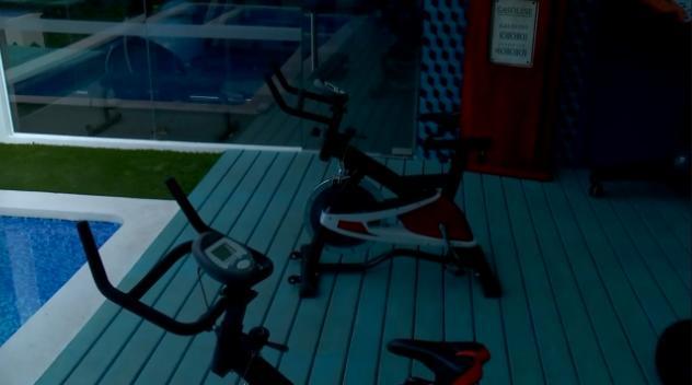 gran hermano, prueba de las bicicletas