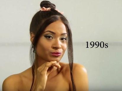 100 años de belleza República Dominicana 1990