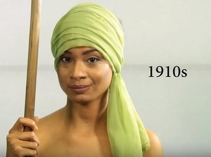 100 años de belleza República Dominicana 1910