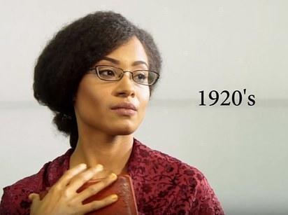 100 años de belleza República Dominicana 1920