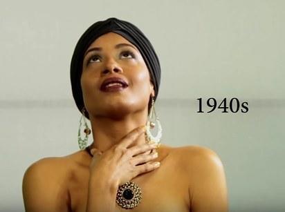 100 años de belleza República Dominicana 1940