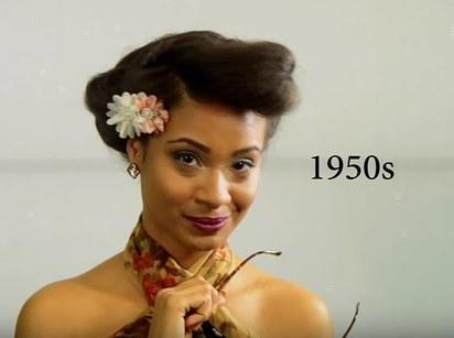 100 años de belleza República Dominicana 1950
