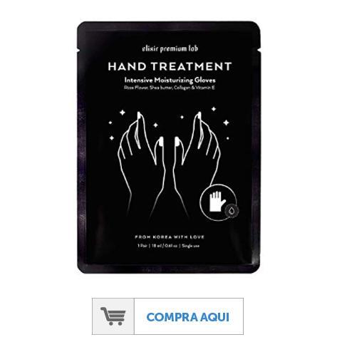 Guantes de colágeno a la venta en Amazon.