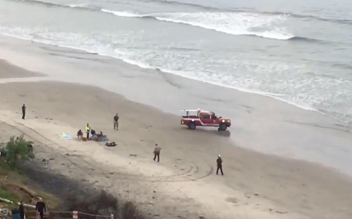 salvavidas beacon beach