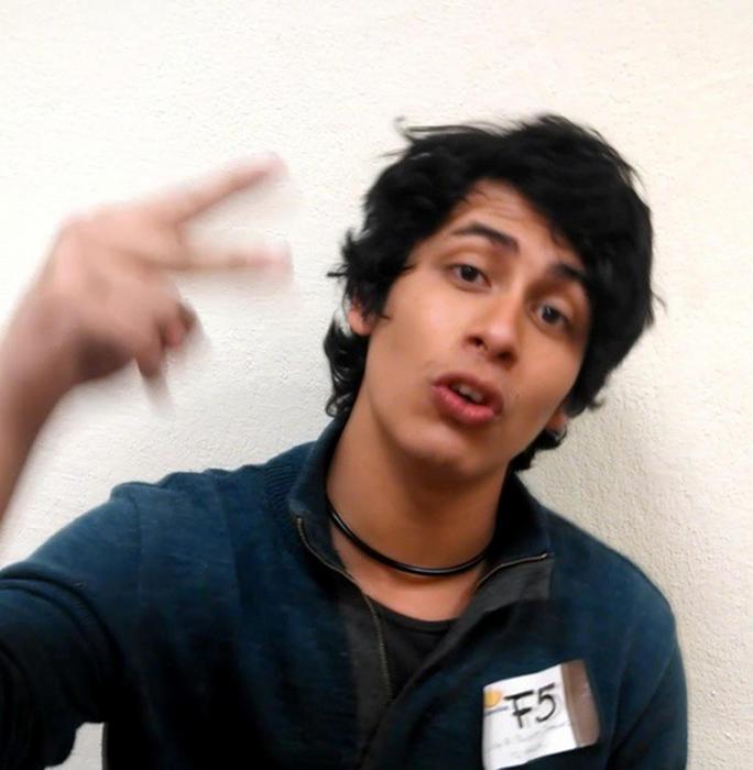 Guido Rochin ganador de La Voz Mexico 2014