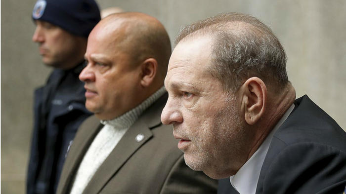 Harvey Weinstein Is Charged With Rape in Los Angeles