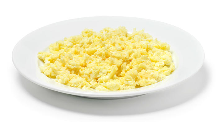 Huevo revuelto