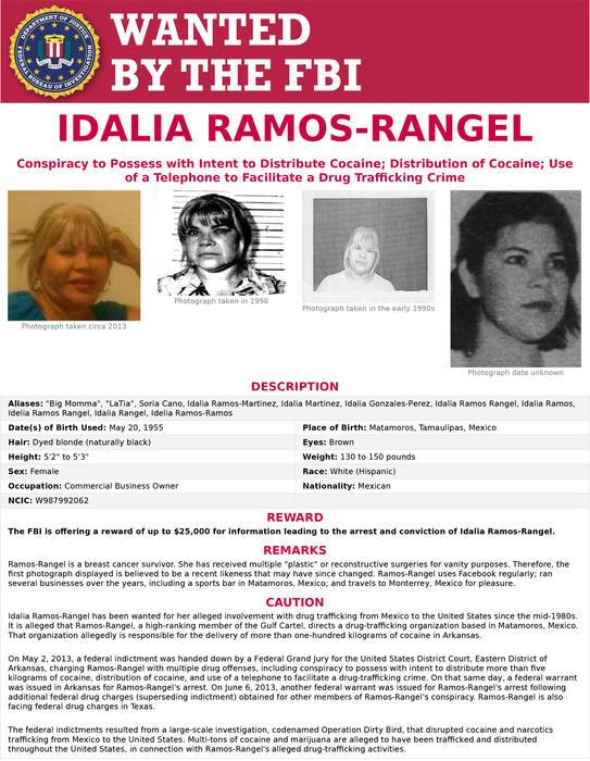 Idalia Ramos-Rangel