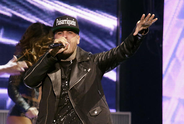 Nicky Jam Premios Billboard