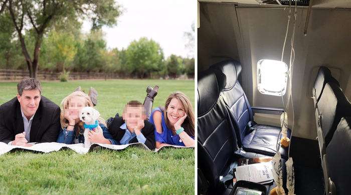 riordan family flight 1380