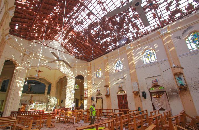 Iglesia Sri Lanka