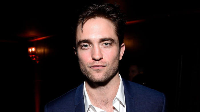 Robert Pattinson en la L.A. Dance Annual Gala en The Theatre del Ace Hotel el 10 de diciembre de 2016