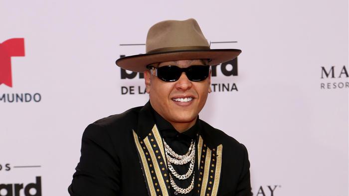 Darell en los 2019 Billboard Latin Music Awards