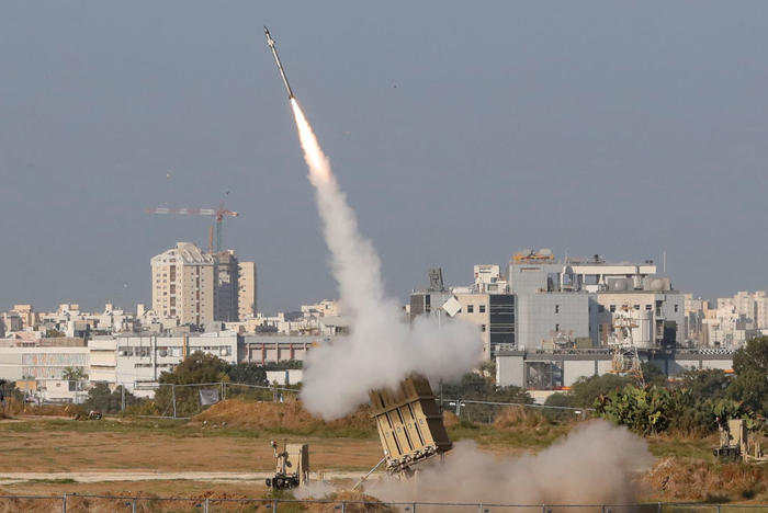 TOPSHOT-ISRAEL-PALESTINIAN-CONFLICT-GAZA