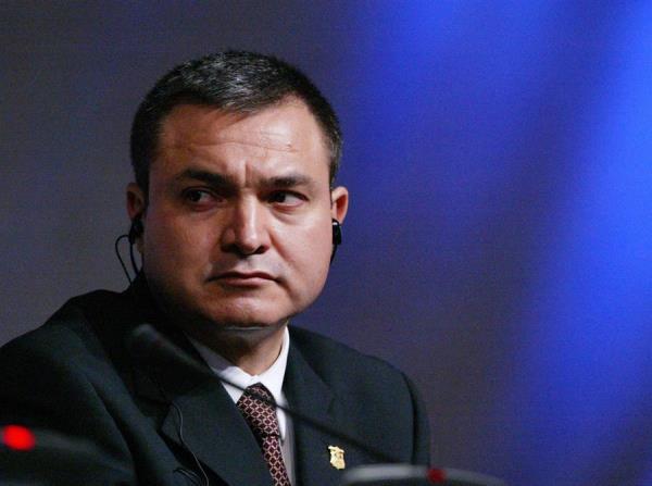Sacarán de gobierno a funcionarios ligados a García Luna