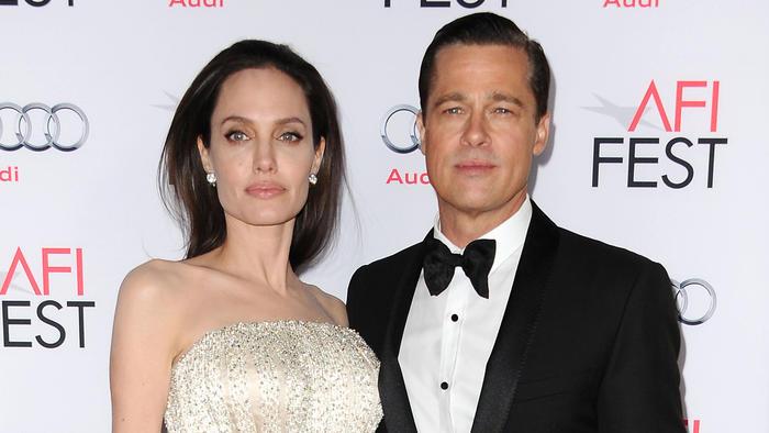▷ Angelina Jolie desvela el motivo del divorcio